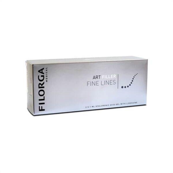 Buy Filorga Art Filler Fine Lines Lidocaine 2 x 1ml