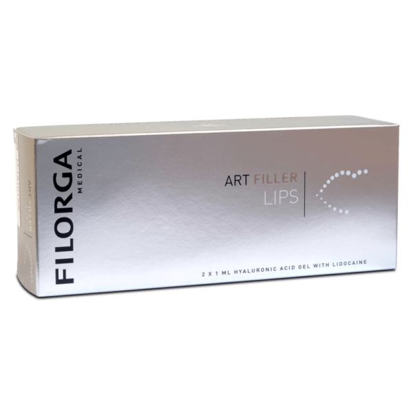 Buy Filorga Art Filler Lips Lidocaine 2 x 1ml
