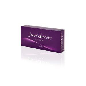 Buy Juvederm Ultra 2 Online (2 x 0.55ml)