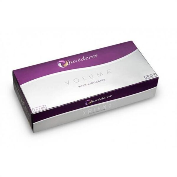 Køb Juvederm Voluma Lidocaine Online 2 x 1 ml