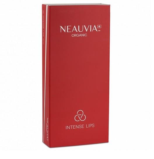 Buy Neauvia Organic Intense Lips 1 x 1ml