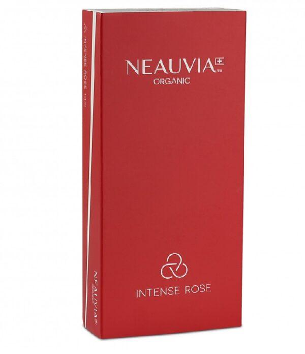 Buy Neauvia Organic Intense Rose 1 x 1ml