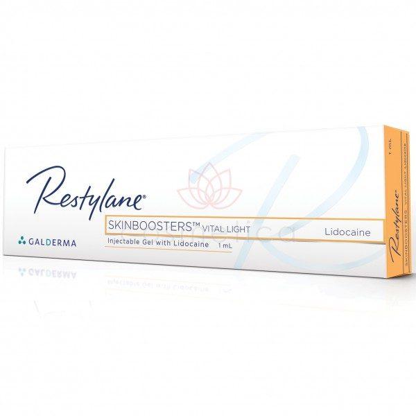 Buy Restylane Skinbooster Vital Light 1 x1ml