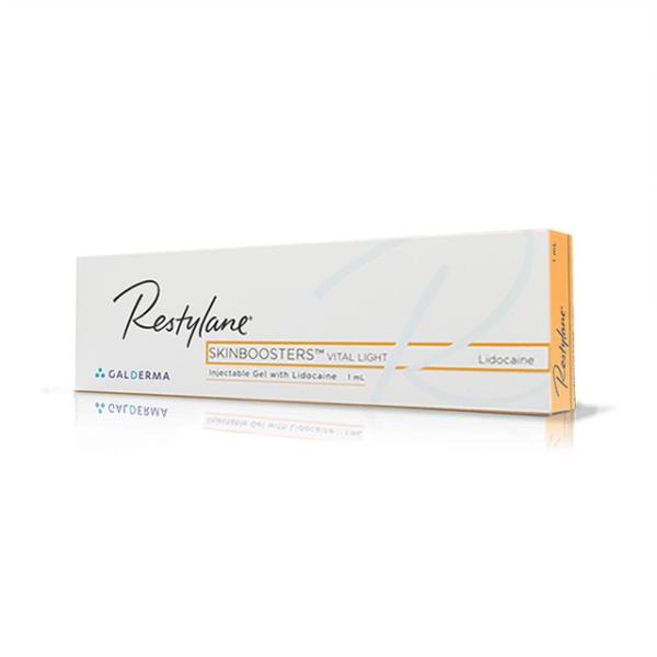 Buy Restylane Skinbooster Vital Light Lidocaine 1 x 1ml