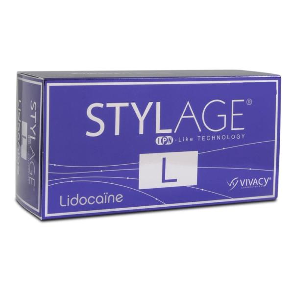 Buy Stylage L Lidocaine 2 x 1ml
