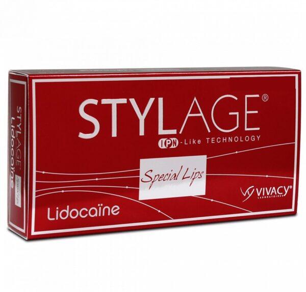 Buy Stylage Special Lips Lidocaine 1 x 1ml