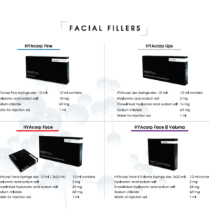 Hyacorp Dermal Filler