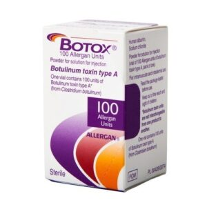 Compre Allergan Botox (1x100iu) on-line