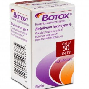 Compre Allergan Botox (1x50iu) on-line