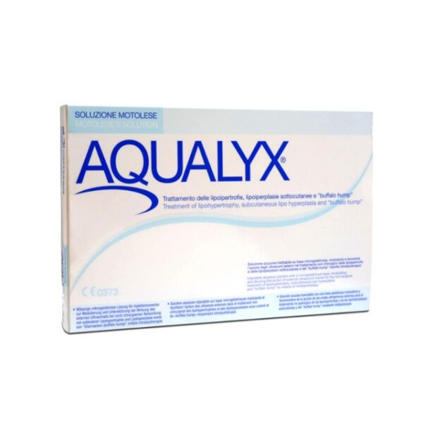 Aqualyx 10 Vials Fillerをオンラインで購入