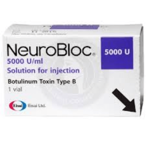 Buy NeuroBloc Botulinum Toxin Type B (5000 U)