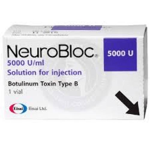 Buy NeuroBloc Botulinum Toxin Type B (5000 U)
