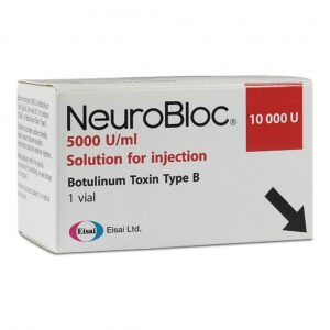 Buy NeuroBloc Botulinum Toxin Type B (10000 U)