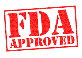 approved by fda