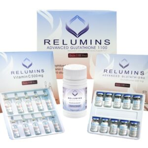 Buy Authentic Relumins Advanced Glutathione 1100mg