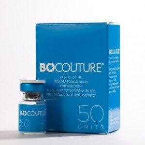 Купить Bocouture 50u Ботулинический токсин типа A