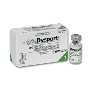 Buy Dysport Type A 500 Units Vial