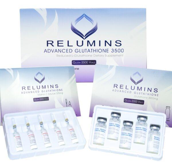 Buy Relumins Advanced Glutathione 3500mg Online
