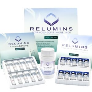 Relumins Advanced Glutathione 1400mg PLUS Boosters