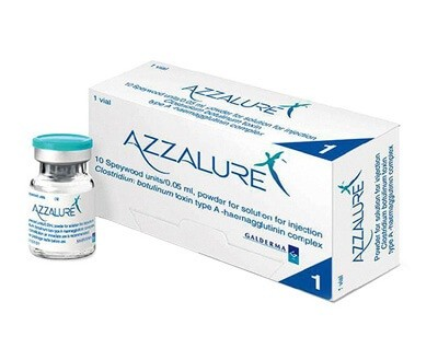 Acquista Azzalure 2x125iu online