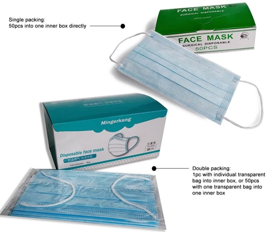 masks medical disposable