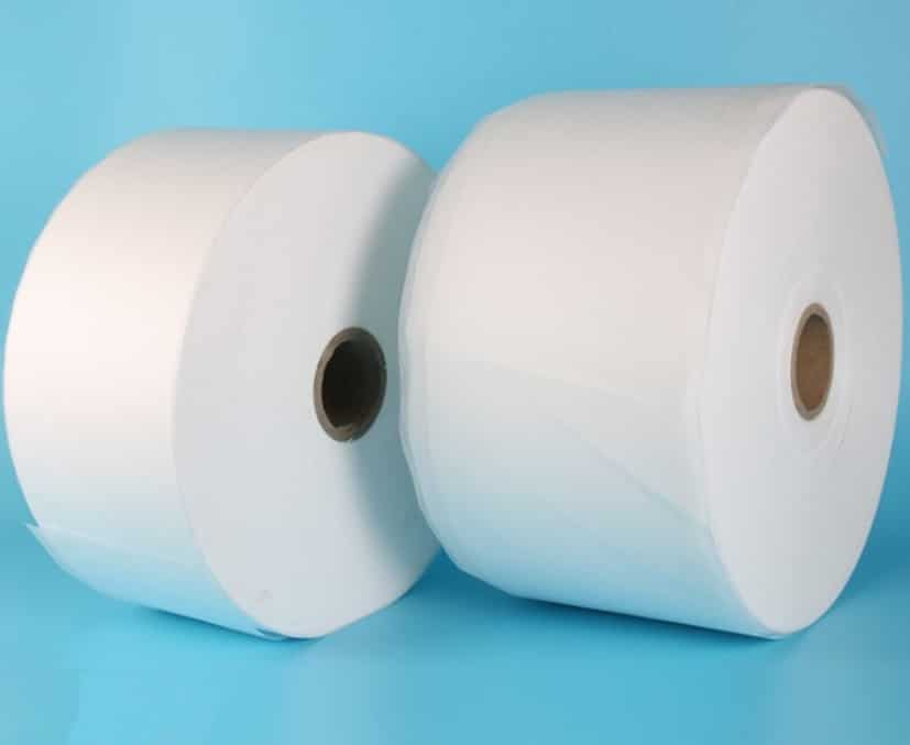 Nonwoven Filter Fabric Material PP Meltblown Cloth
