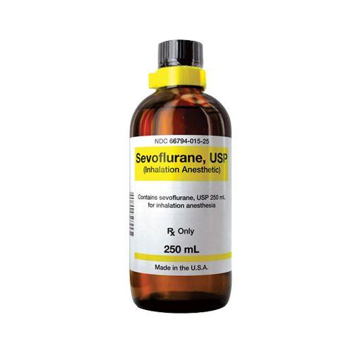 Buy Sevoflurane Inhalation Anesthetic 250ml