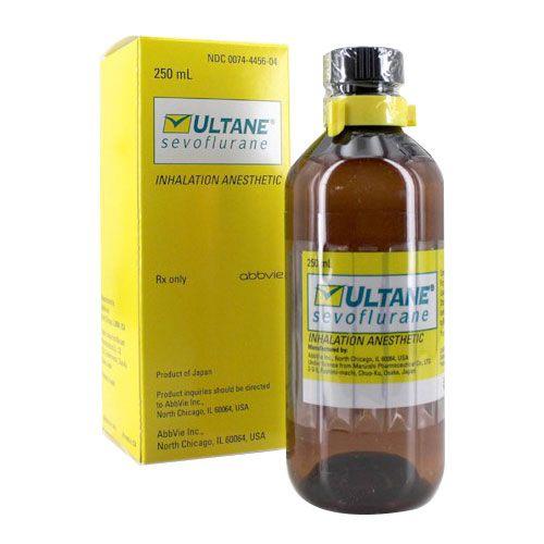 Osta Ultane inhalatsioonianesteesia 250 ml